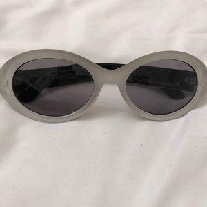 Fun Summer White Glasses